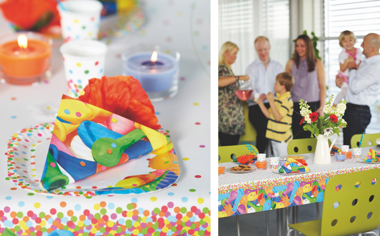 Anasayfa konseptler çocuklar için party